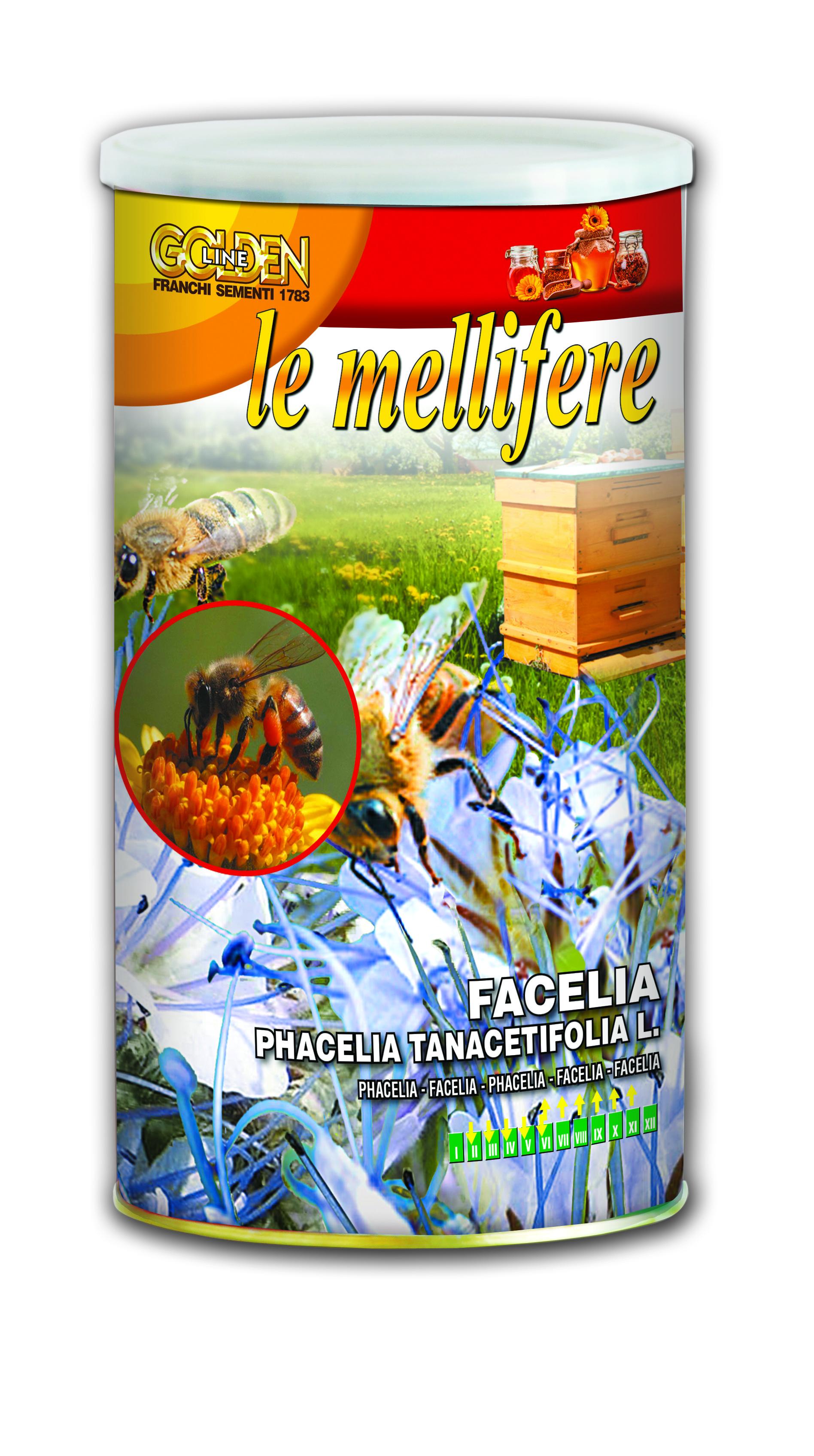 Phacelia Tin Beekeepers range