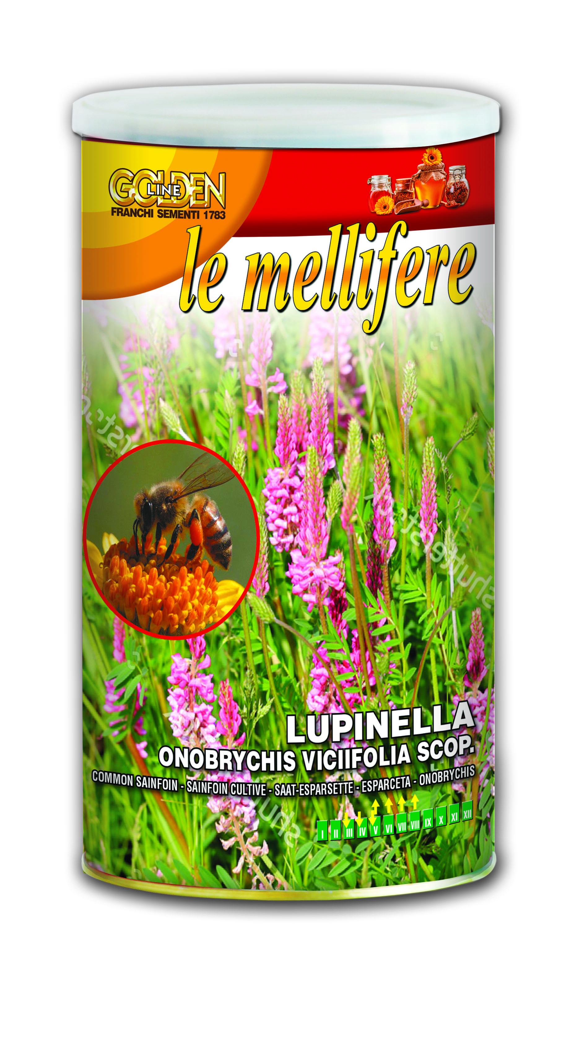 Common Sainfoin Tin Beekeepers range Lupinella