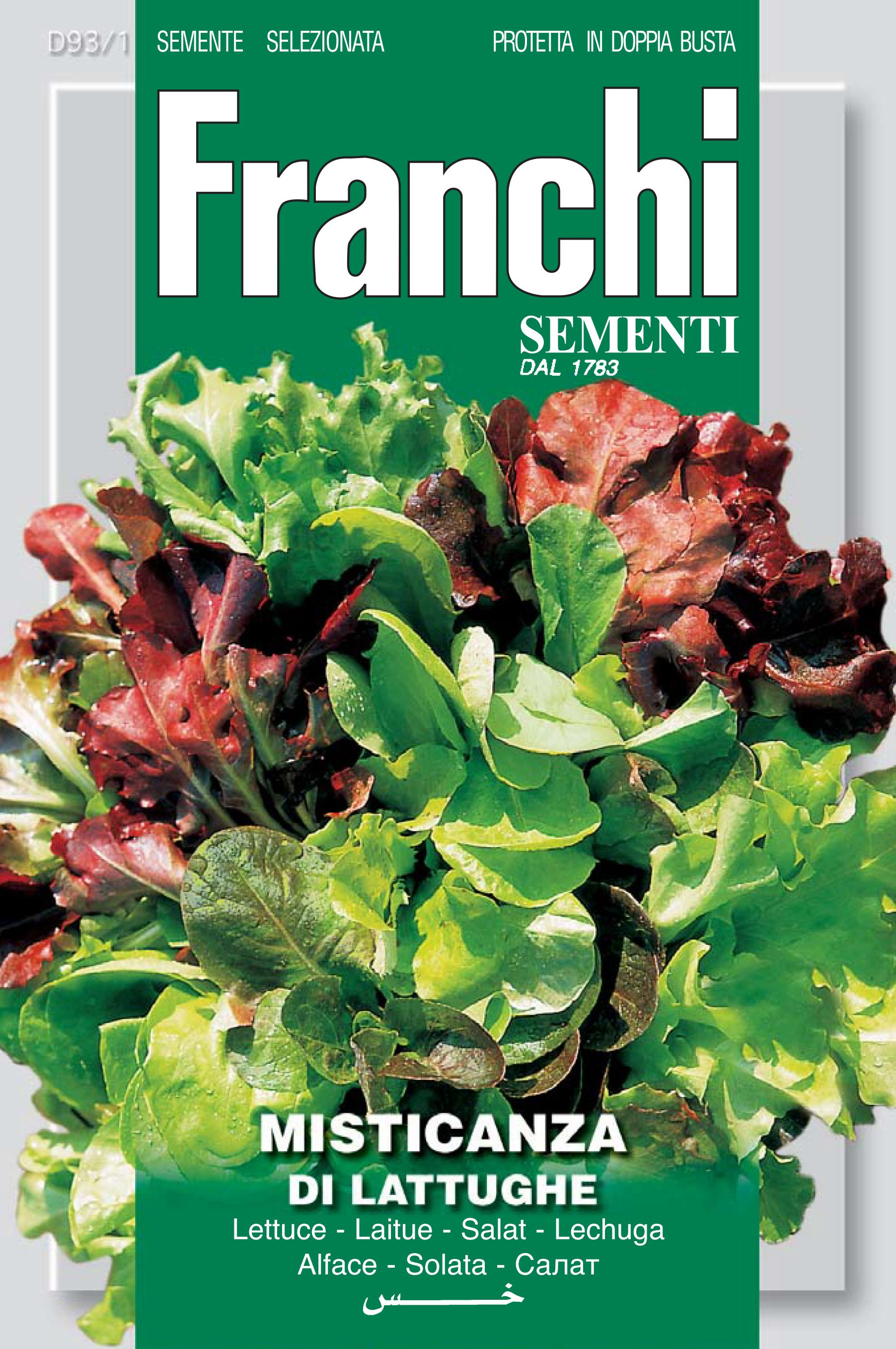 Mixed Lettuces Pack