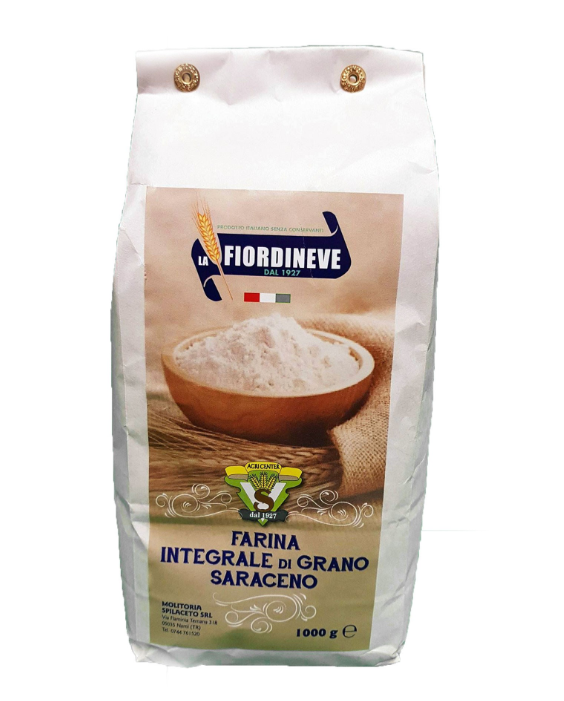 Saraceno ancient Buckwheat Flour 1KG