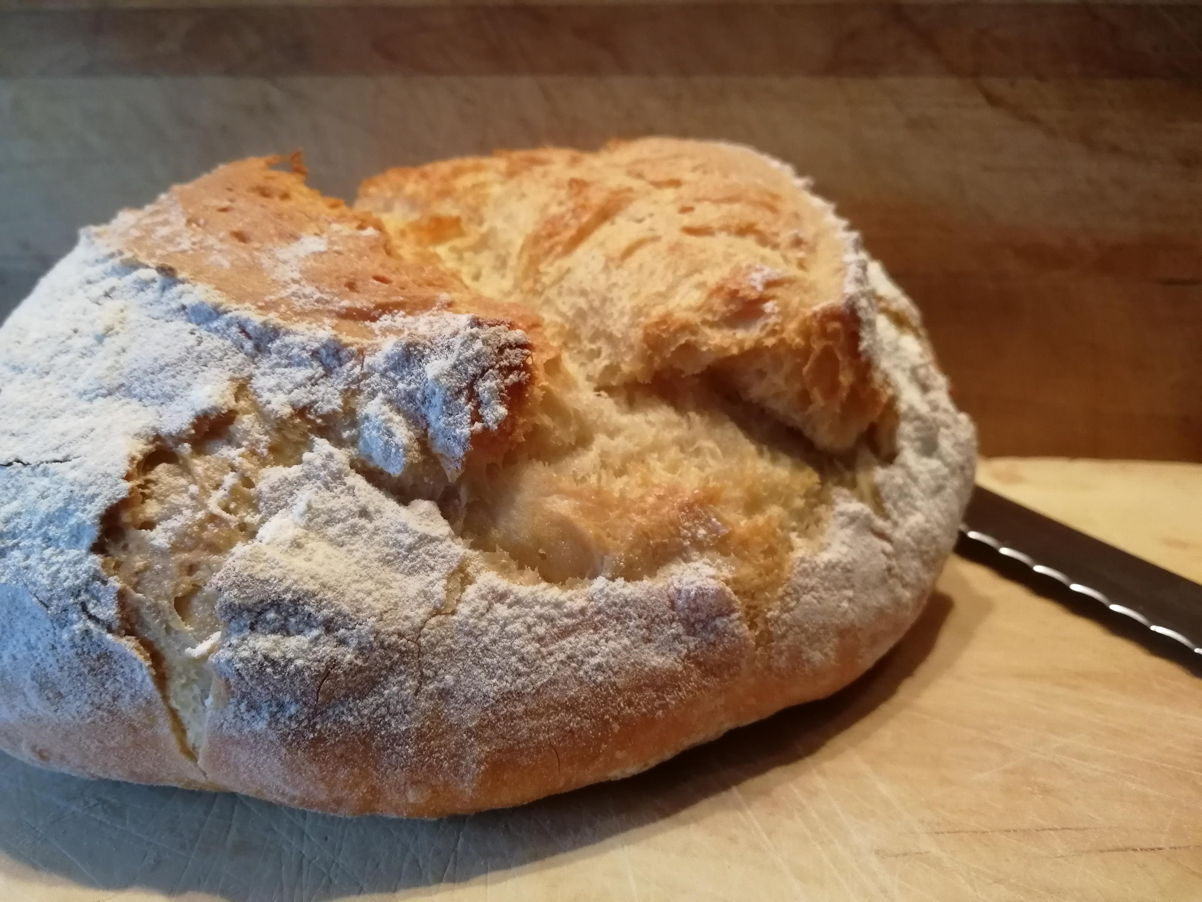 Ancient Flour 'Farina Grano Duro' Russello 1 KG - (was £3.89)