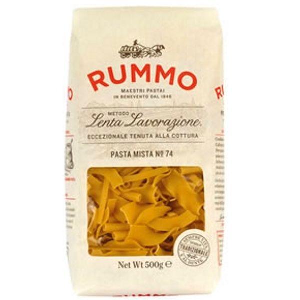 Pasta mista 500g Rummo or Divella brands