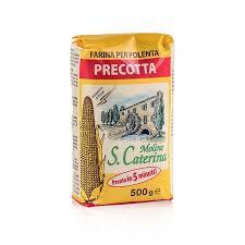 Agnesi 500g Quick Cook Italian Polenta