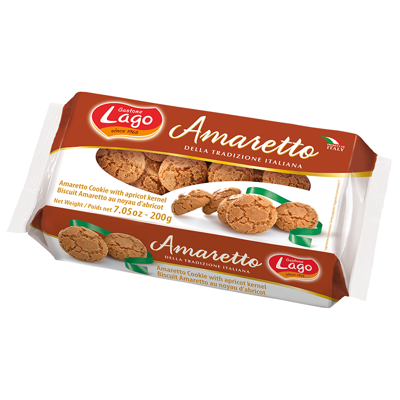 AMARETTI GASTONE LAGO 200g **Buy in our Harrow Saturday Store Only**