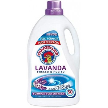 Chanteclair washing machine detergent
