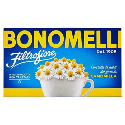 Bonomelli Camomilla Chamomile teabags