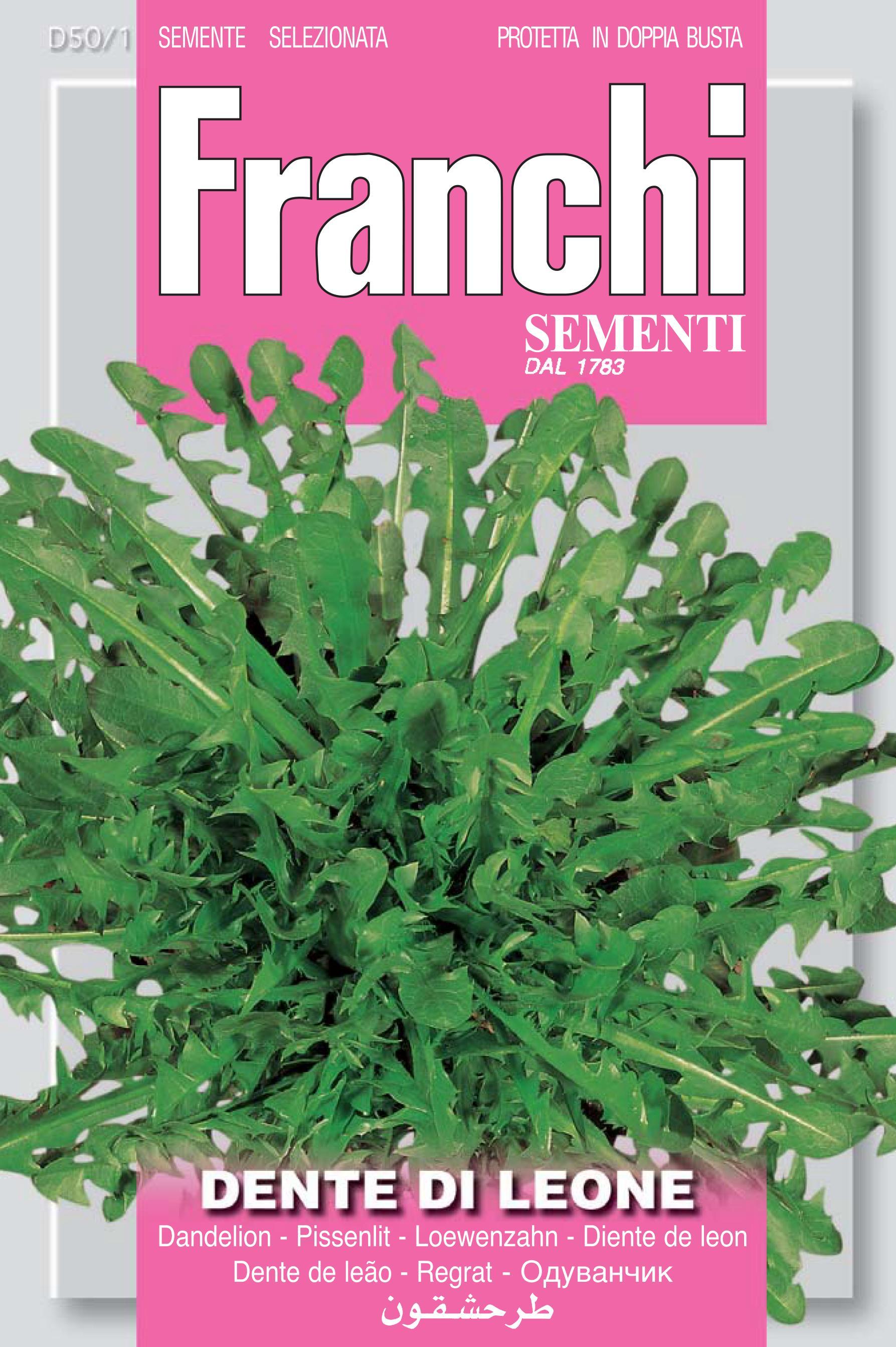 Dandelion - Tarassaco Save 46p