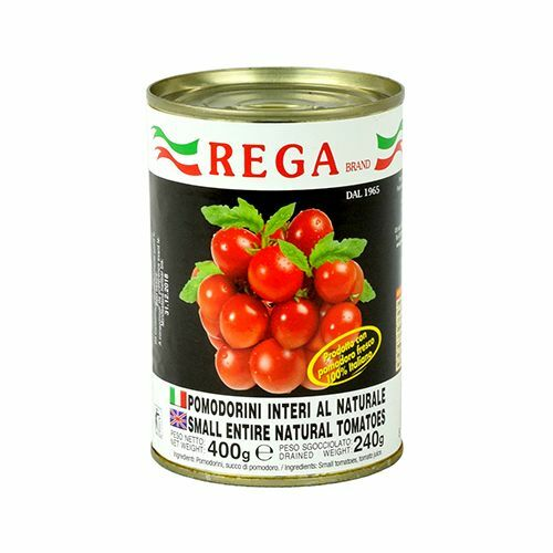 Rega Cherry Tomatoes 400g *Call Order Saturday Collect*
