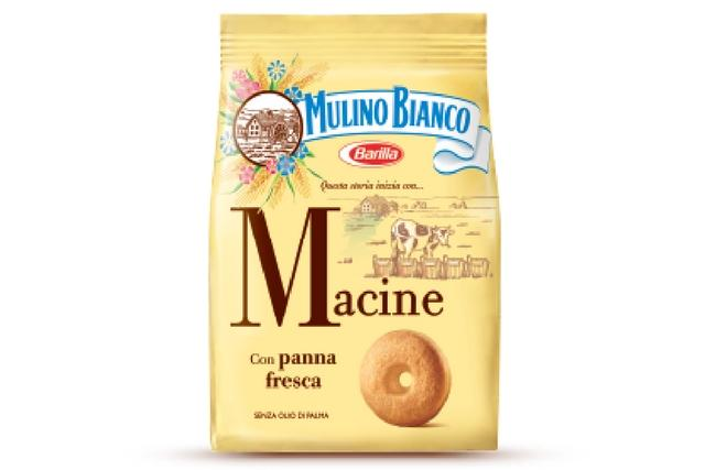 Macine biscuits by Mulino Bianco 350g