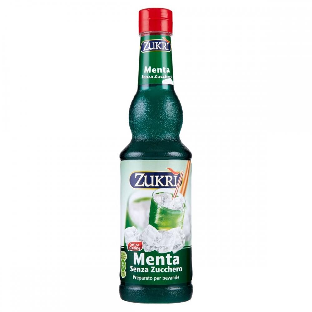 Zukri Mint Syrup 50cl