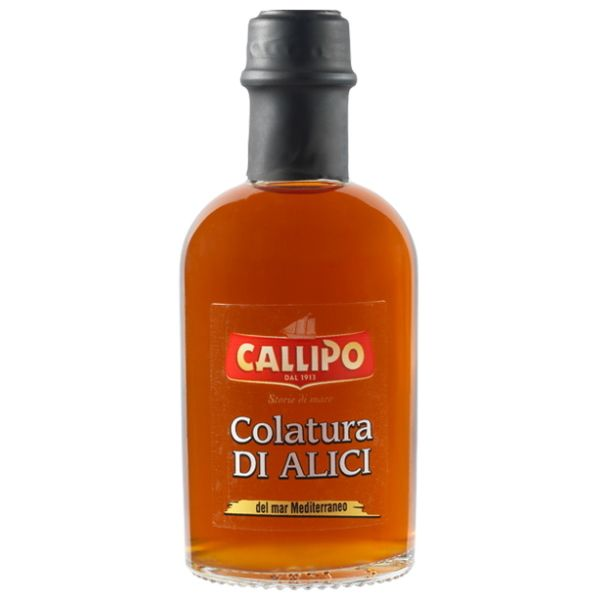 Calabrian 'Collatura' Anchovy Extract 100ml