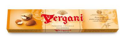 Vergani Torrone Friabile Nougat Crunchy 200g