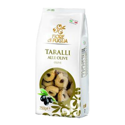 Fiore di Puglia -  Taralli - Olive