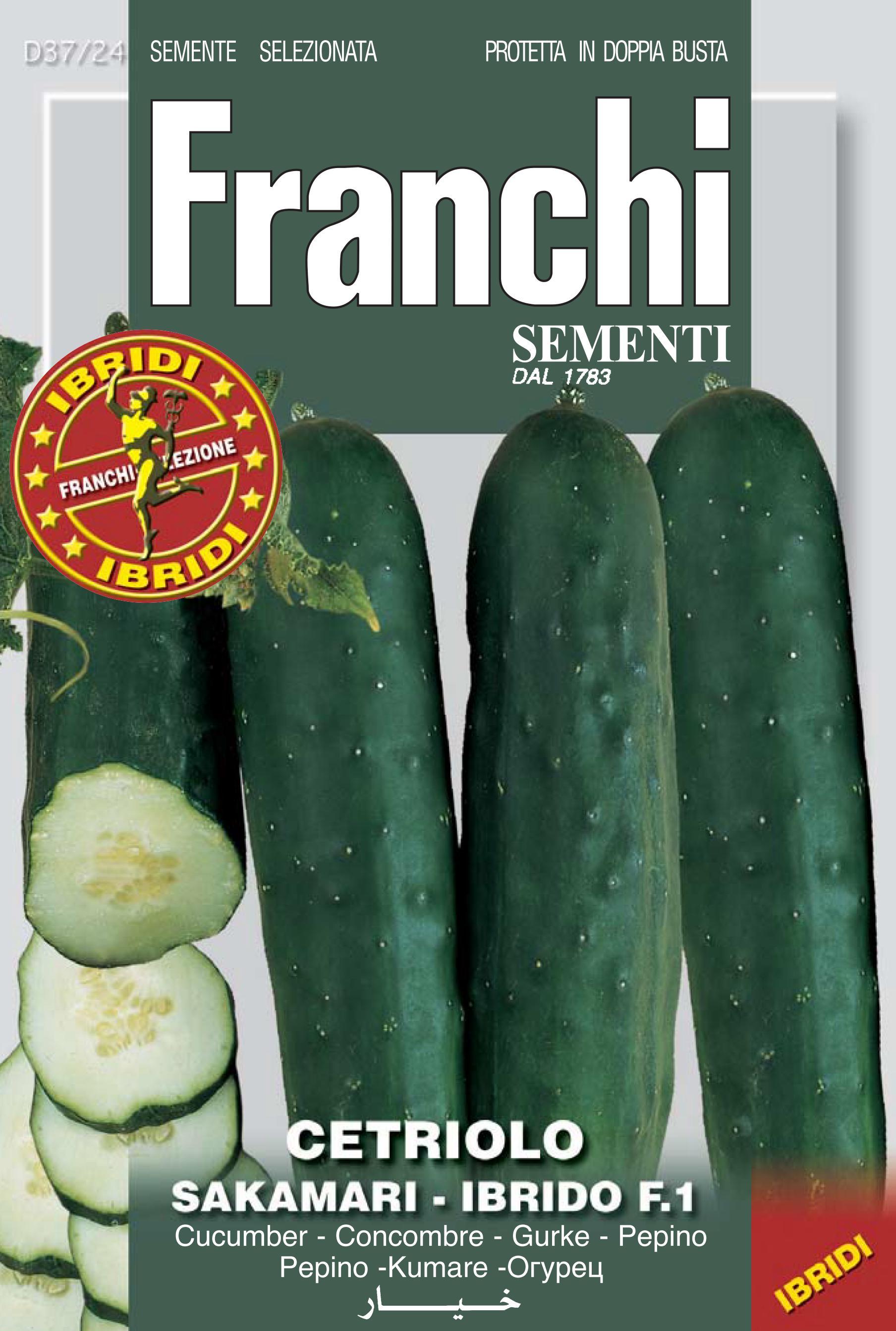 Cucumber Sakamari F1