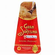 Grana Padano DOP sent without ice block