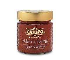 Calippo 'Nduja Spilinga' 200g Jar