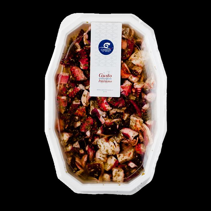 Gusto dell'anitipasti Italiano Seafood platter