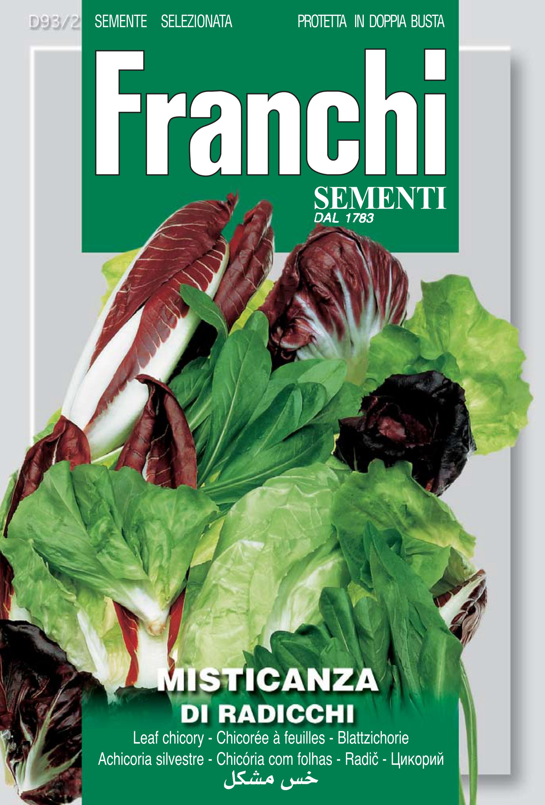 Mixed Radicchio Pack