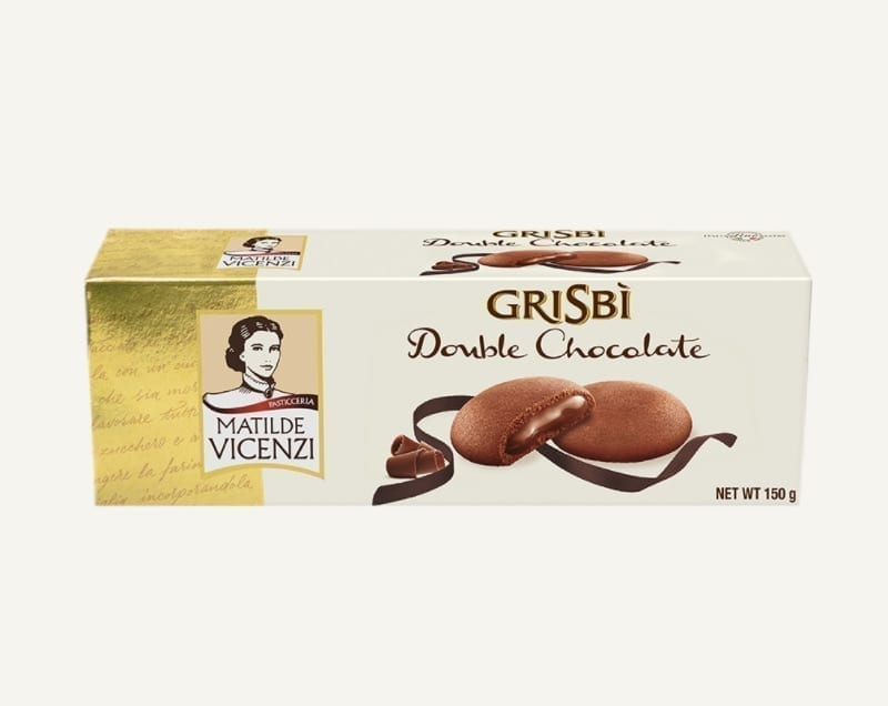 Grisbi Double Chocolate biscuits