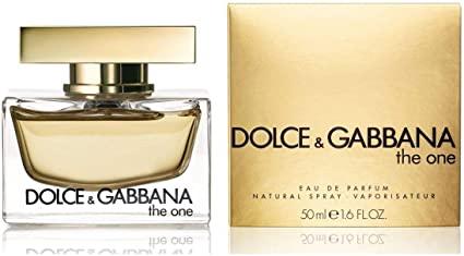 Dolce & Gabbana – The One 50ml EDT Spray WOMEN