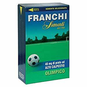 Franchi Hard Wearing Olimpico Grass Seed 10SQM Coverage
