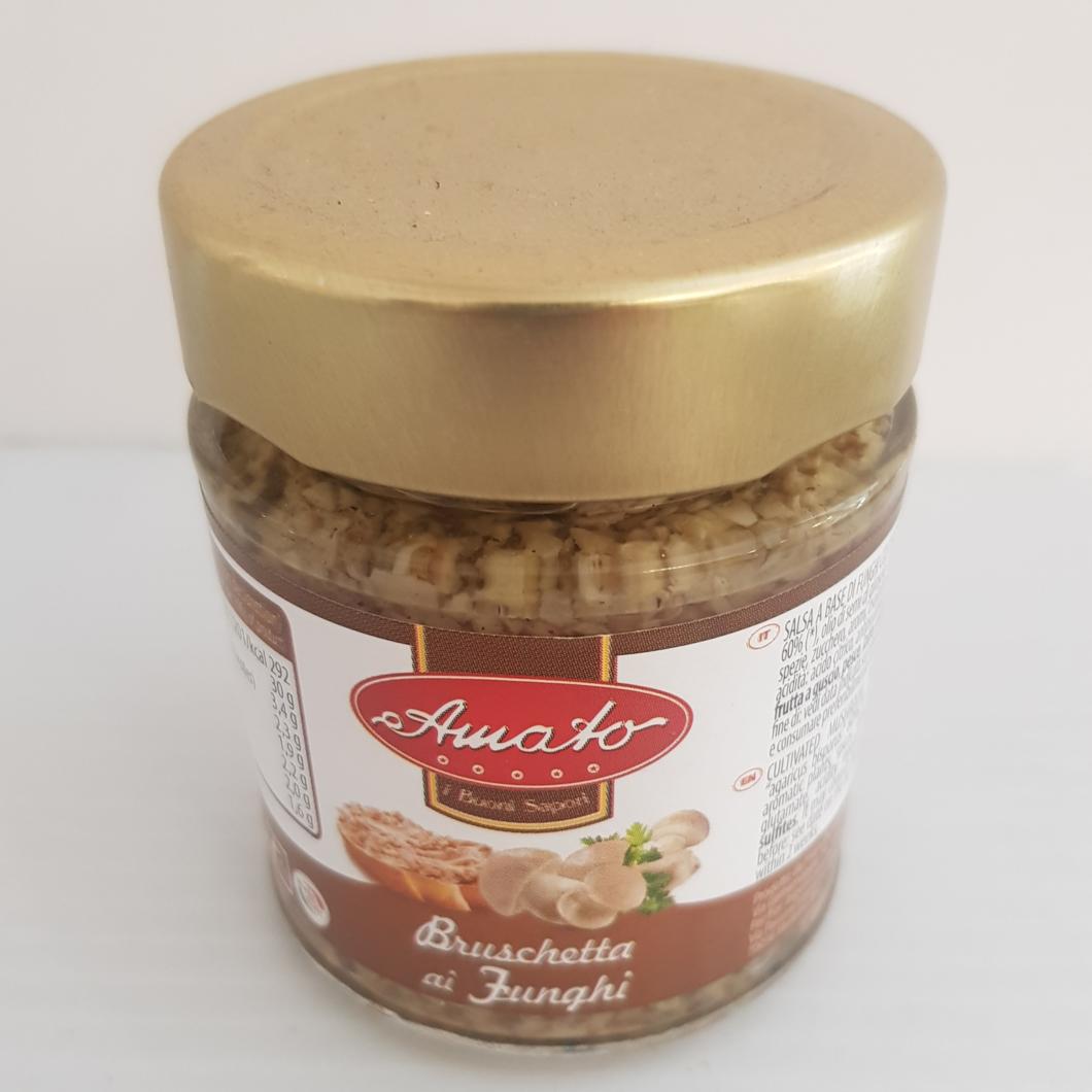 Amato 130g Bruschetta Toppings - Funghi