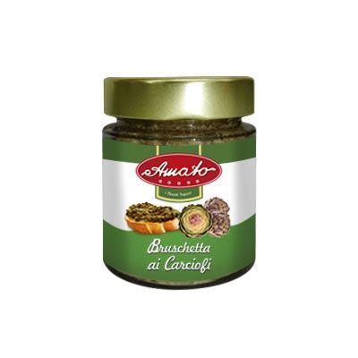 Amato 130g Bruschetta Toppings - Artichoke