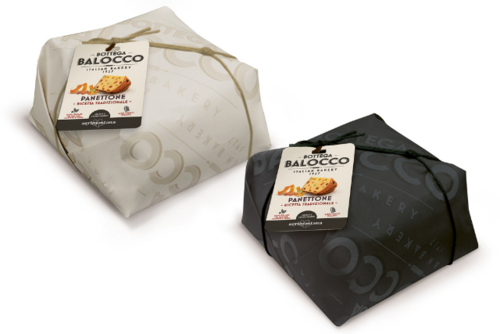 Balocco Sourdough Hand Wrapped Panettone 1kg *more coming soon*