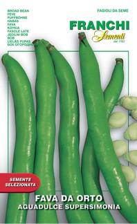 Broad Bean Fava Aguadulce Supersimonia *BOX* 100g (A)Vicia faba L.