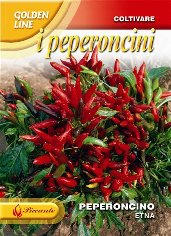 Chilli Etna - Voted 9th Hottest by BBC Gardeners World