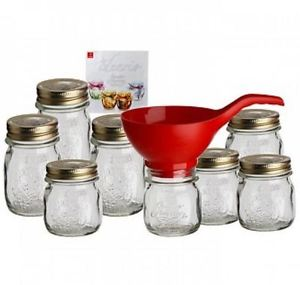 Bormioli single 0.50L jar with preserving lid