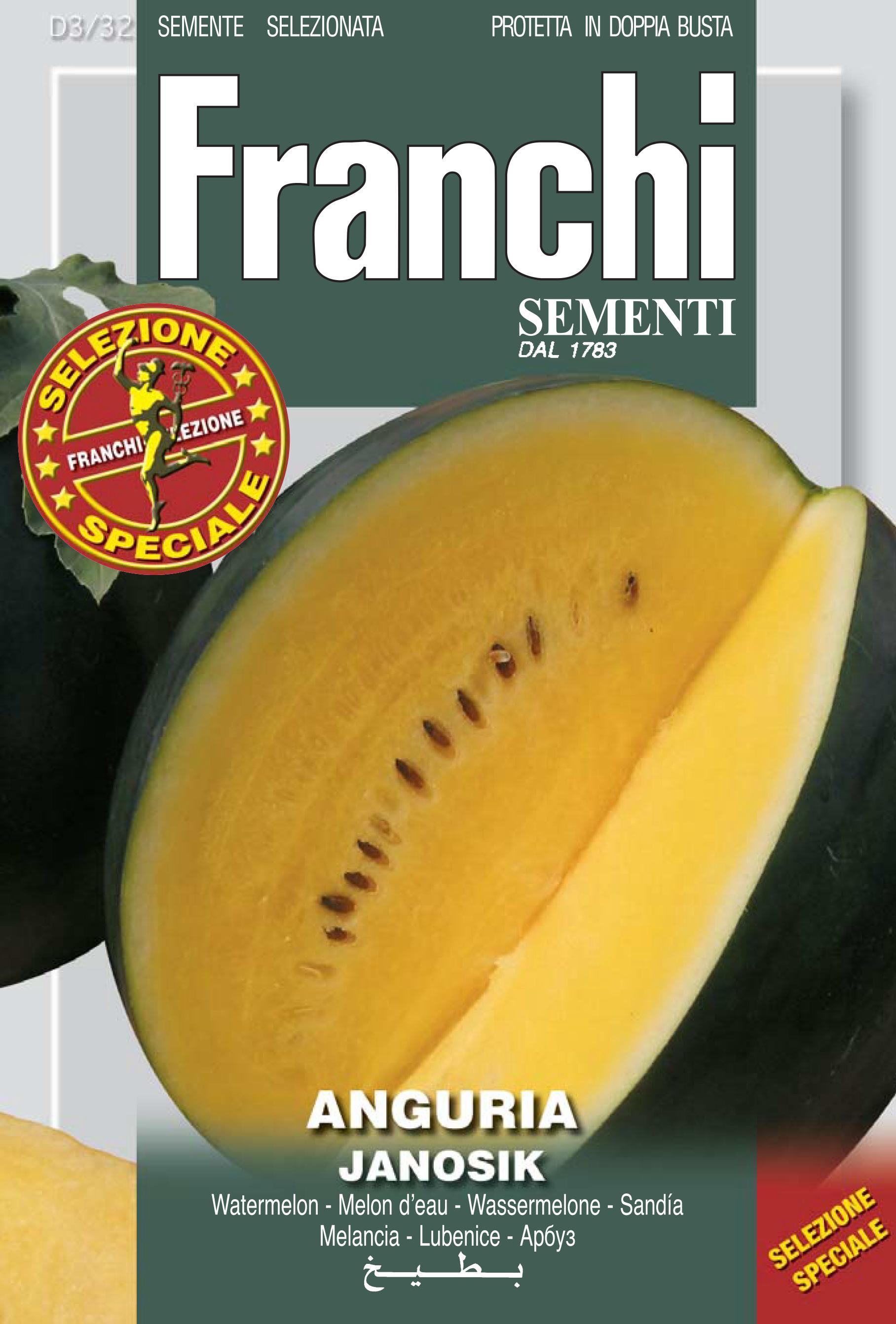 Yellow Watermelon Janosik