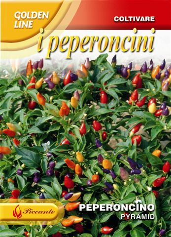 Chilli Pepper Pyramid