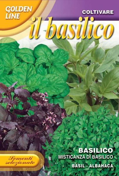 Mixed Basil Pack