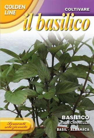 Cinnamon Basil