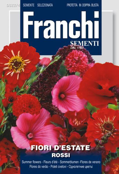 Fiori Rossi - Red Annual Flowers