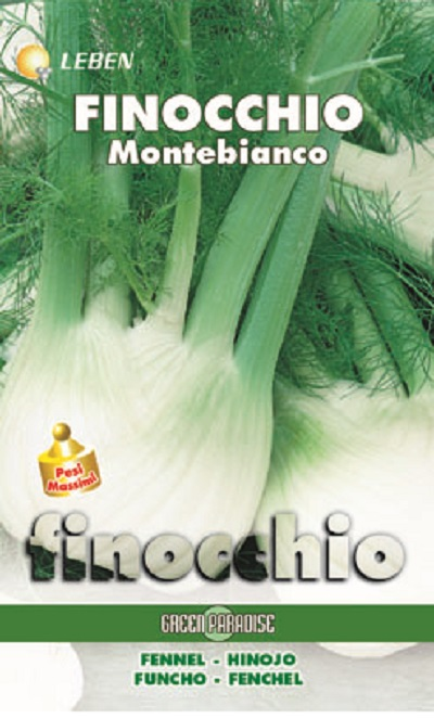 Fennel – Fenchel Montblanc Leben
