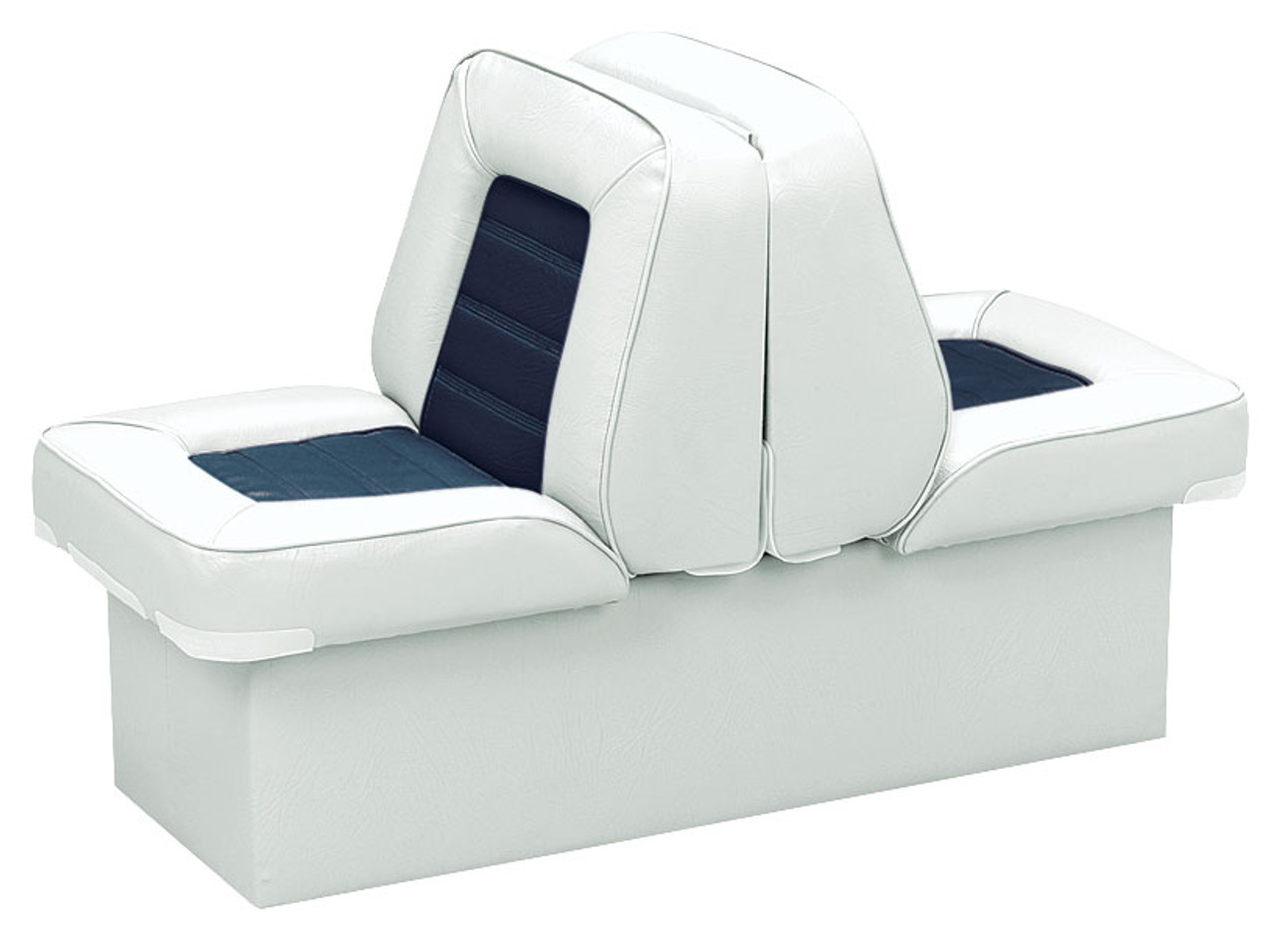 Wise Back-to-Back Boat Seats - Bucket Style WD505P   Free Shipping