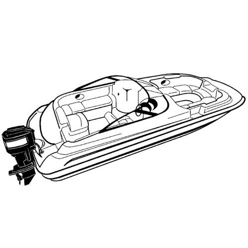 Carver Boat Cover For Deck Boats