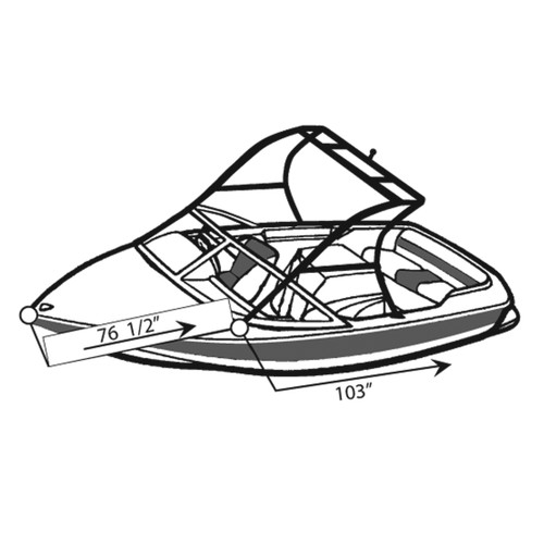 Replacement Center Console Boat Seats