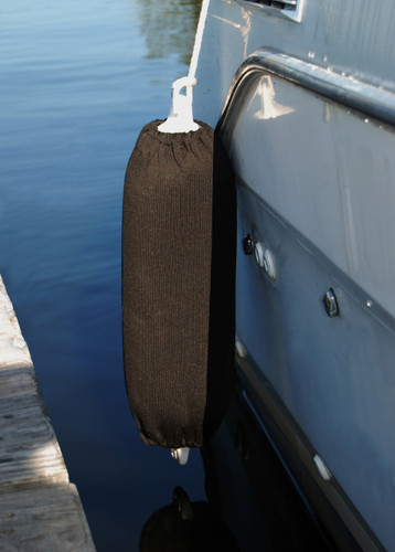 "Taylor Made 1028 Hull Gard Boat Fender 8.5/""X27/"" White"