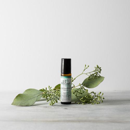 Eucalyptus Essential Oil Roll-On