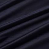 Navy Blue Silk Lampshade, James Hare Astor