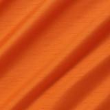 Pumpkin Orange Silk Lampshade, James Hare Astor