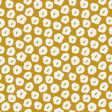 Mustard Garden Glory Fabric, By the Half or Full Metre
