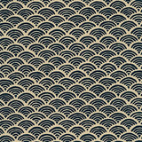 Navy and Beige Kasuri Cotton Fabric, By the Half or Full Metre
