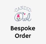 Custom Order for Mide Carter