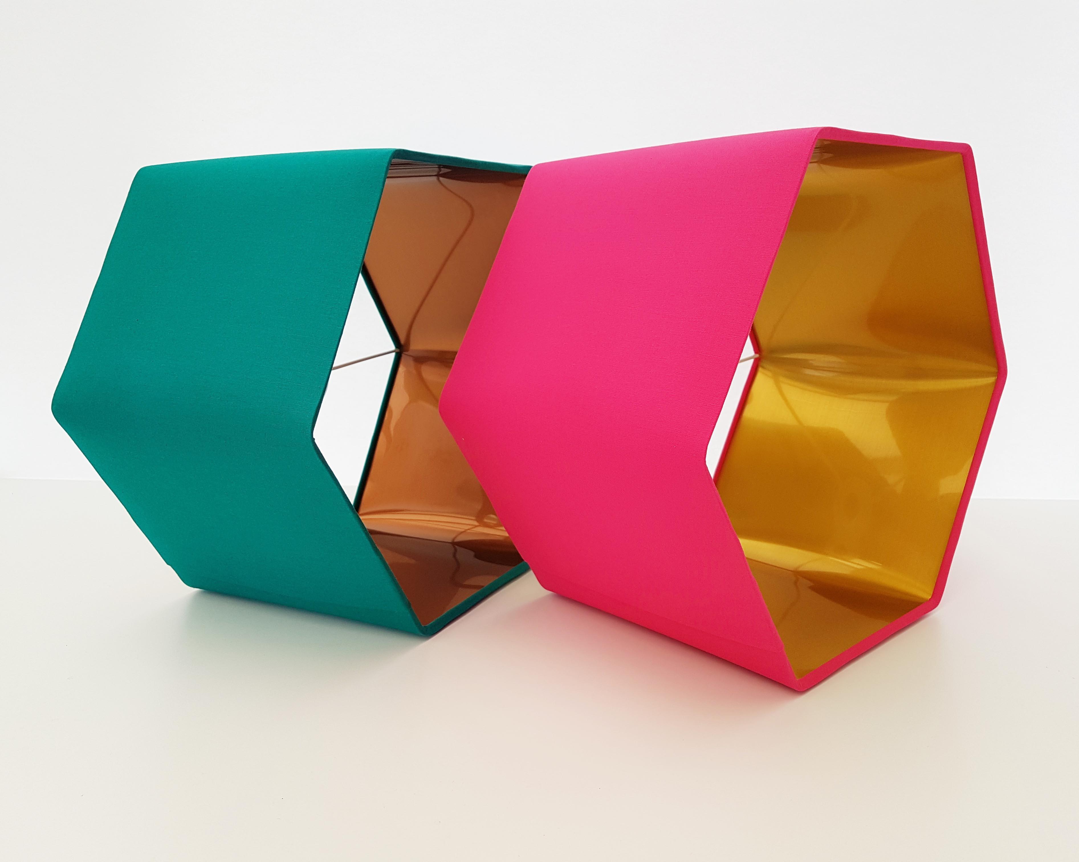 Hexagonal Shades