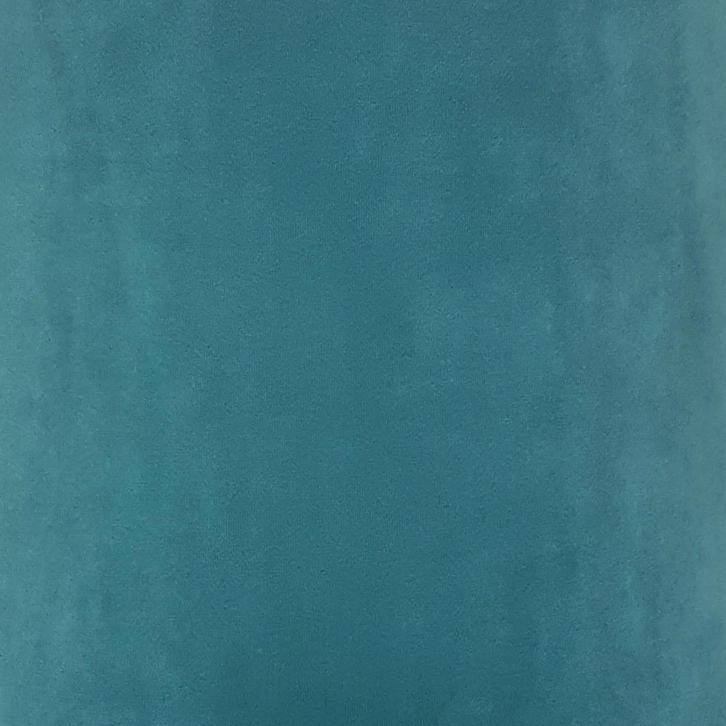 Teal Velvet Fabric to Purchase by the Metre