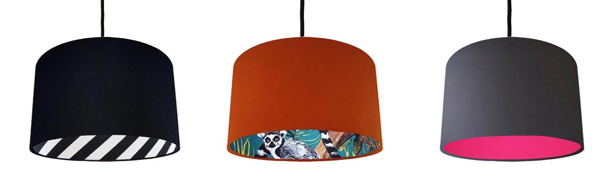 Example Lampshade Designs